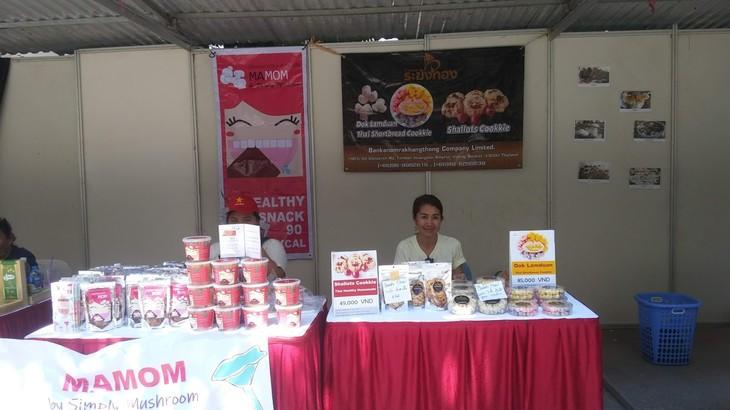 Thailand membantu pengembangan, sosialisasi dan ekspor produk OTOP - ảnh 1