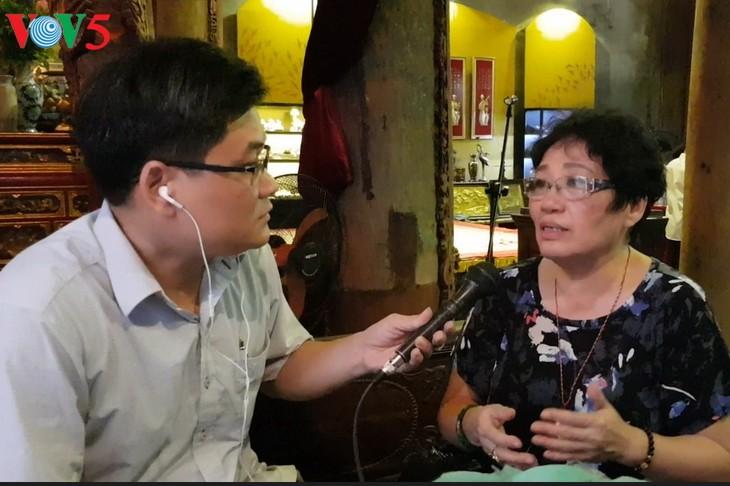 Artisan Kuliner Terkemuka Pham Thi Anh Tuyet-Warga Negara Unggul Ibukota tahun 2018 - ảnh 1