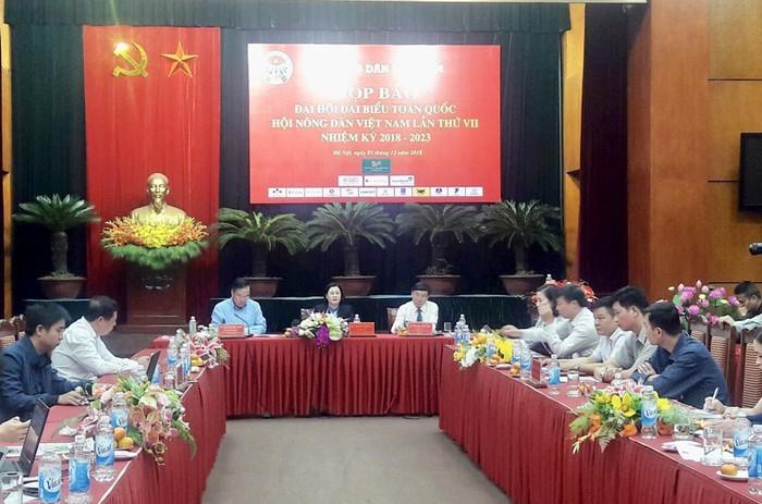 Kongres Nasional  ke-7 Asosiasi Petani Viet Nam akan diadakan dari 11-13 Desember - ảnh 1