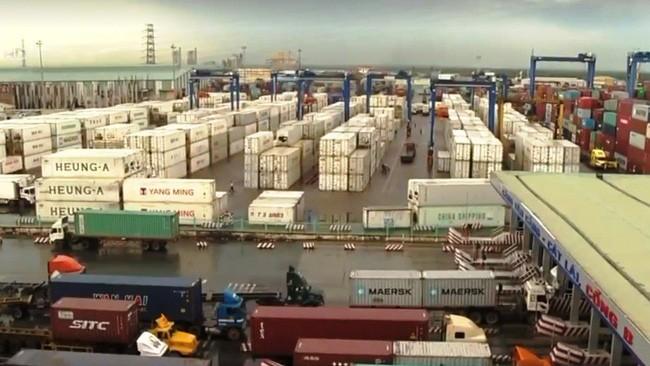 Persentase barang industri dan hasil pertanian  ekspor Viet Nam ke Tiongkok berangsur-angsur meningkat - ảnh 1