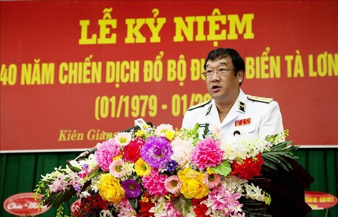 Empat puluh tahun pembebasan Kamboja dari rezim Khmer Merah: Operasi pendaratan jalan laut Ta Lon-Kemenangan dari seni militer Viet Nam - ảnh 1