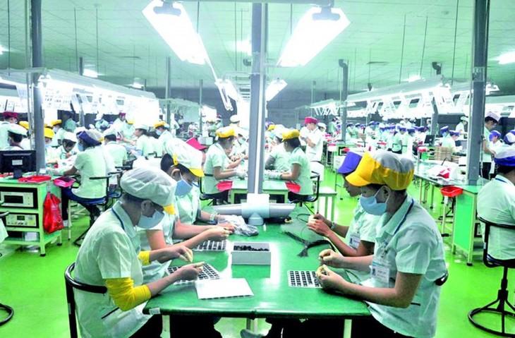 Serikat buruh membarui aktivitas ketika Viet Nam ikut serta dalam Perjanjian CPTPP - ảnh 1