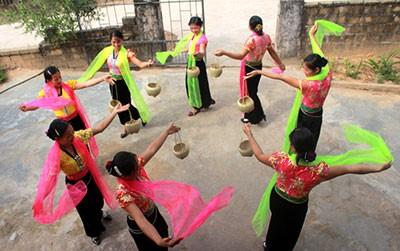 Melestarikan kebudayaan tradisional dari kelub-kelub konservasi kebudayaan di Kabupaten Sin Ho, Provinsi Lai Chau - ảnh 1