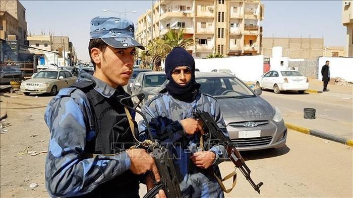 Komunitas internasional mengimbau solusi politik atas krisis di Libia - ảnh 1