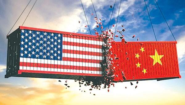 Titik balik yang berbahaya dalam perang dagang AS-Tiongkok - ảnh 1