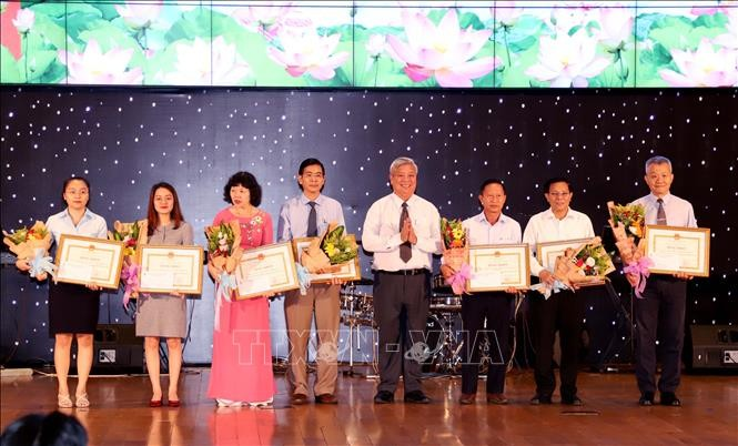 Banyak aktivitas telah diadakan untuk memperingati ulang tahun ke-58 musibah agen oranye di Viet Nam - ảnh 1