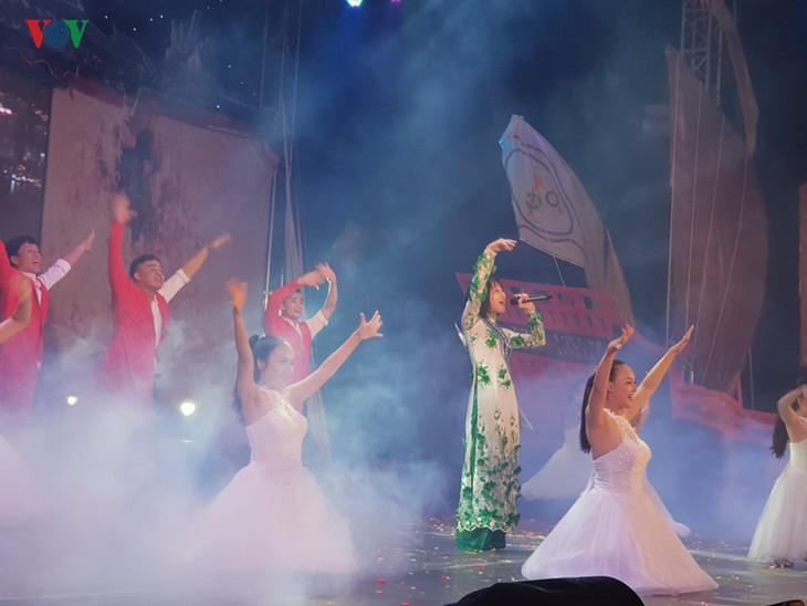 Pembukaan temu pergaulan kebudayaan Hoi An-Jepang 2019 - ảnh 1