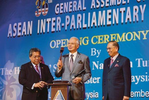 AIPA General Assembly opens in Malaysia - ảnh 1