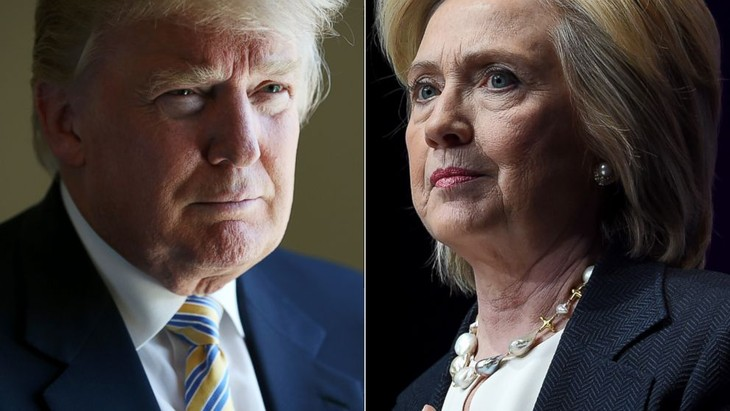 White House 2016: Donald Trump, Hillary Clinton lead the nomination race - ảnh 1