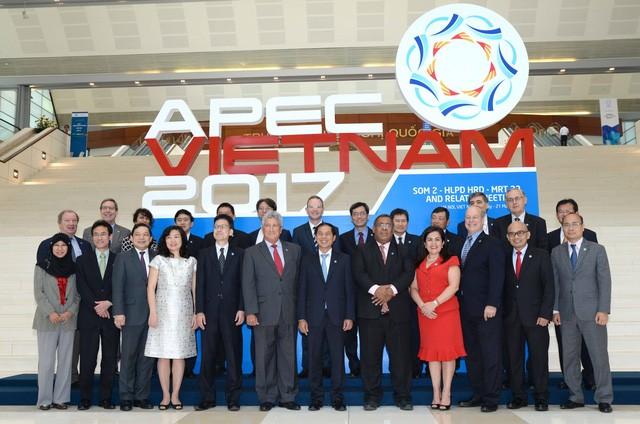 SOM 2 APEC: ບັນດາຜູ້ແທນຕີລາຄາສູງການປະກອບສ່ວນຂອງ ຫວຽດນາມ - ảnh 1