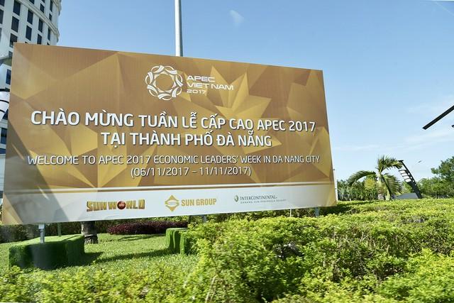 ປະຊາຊົນນະຄອນ ດ່ານັ້ງ ລໍຖ້າສັບປະດາຂັ້ນສູງ APEC 2017 - ảnh 1