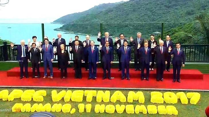 ຜົນສຳເລັດຂອງປີ APEC 2017 ສ້າງກຳລັງຫນູນໃຫມ່ໃຫ້ແກ່ປະເທດຊາດ - ảnh 1