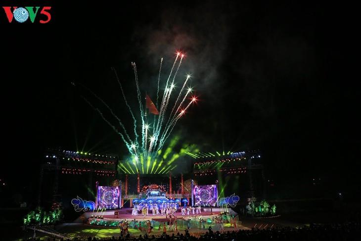 Festival ເຫ້ວ 2018 ປະສົບຜົນສຳເລັດຢ່າງຈົບງາມ - ảnh 2