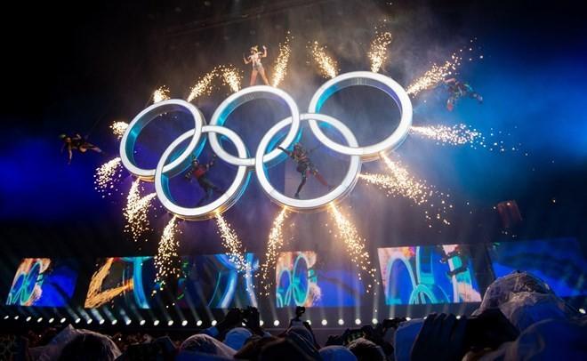 ໄຂງານມະຫາກຳກິລາ Olympic ໜຸ່ມ 2018 - ảnh 1