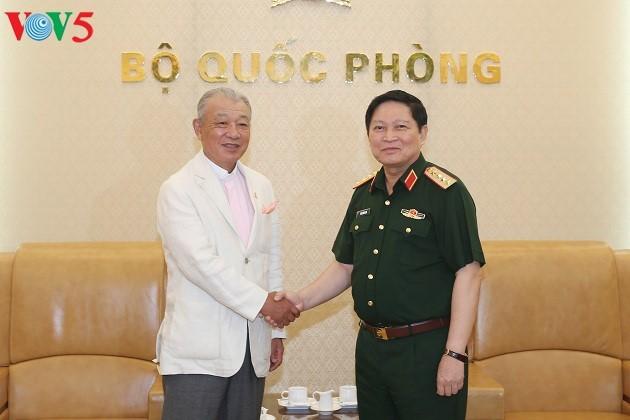 Vietnam y Japón profundizan su cooperación en defensa - ảnh 1