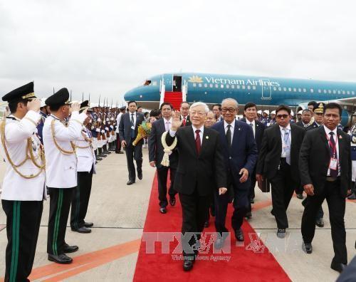 Vietnam y Camboya fortalecen sus relaciones tradicionales - ảnh 2