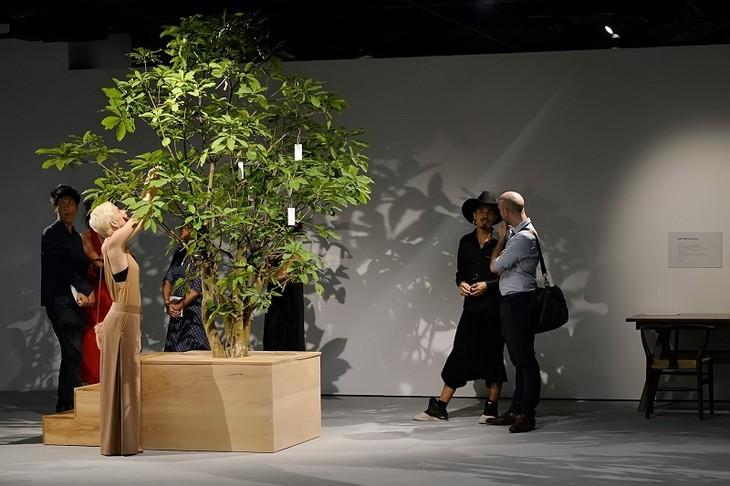 Vincom (Hanoi) ofrece nuevo lugar de cita del arte contemporánea - ảnh 3