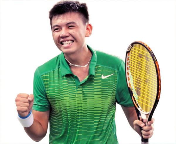 Vietnam obtiene el primer puesto en tenis del Sudeste Asiático   - ảnh 1