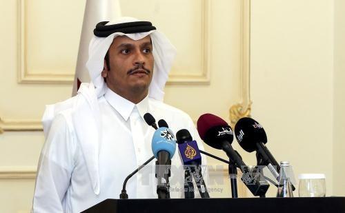 Canciller de Qatar: Necesita tiempo para restablecer los vínculos en el Golfo - ảnh 1