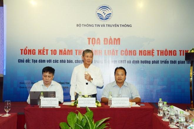 Vietnam enmienda la ley tecnológica adaptándose a la cuarta revolución industrial - ảnh 1