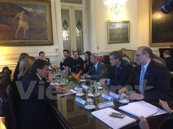 Se funda el Grupo de Diputados de Amistad Argentina-Vietnam - ảnh 1