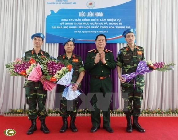 Vietnam y la ONU durante los 40 años de trabajar codo con codo - ảnh 1