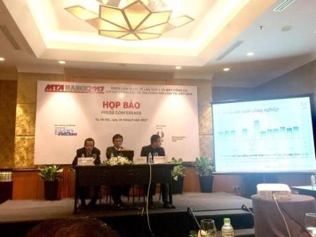 19 países y territorios participan en la exposición de ingeniería y metalurgia en Vietnam - ảnh 1