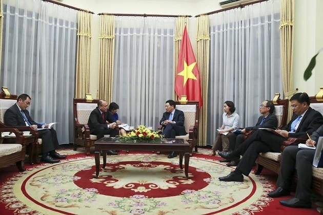 Vietnam y Kazajistán determinados a cimentar aún más sus lazos - ảnh 1