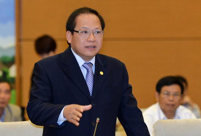 Prosiguen las comparecencias en el Parlamento vietnamita, XIV legislatura - ảnh 1