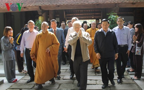 Vietnam promueve la gran unidad nacional en la actual coyuntura  - ảnh 1