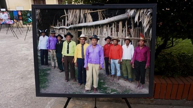 Ofrecen en Hanói un recorrido fotográfico por Panamá  - ảnh 1