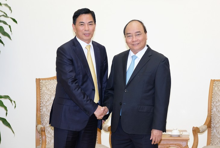 Vietnam interesado en aumentar la cooperación con las empresas de Hong Kong - ảnh 1