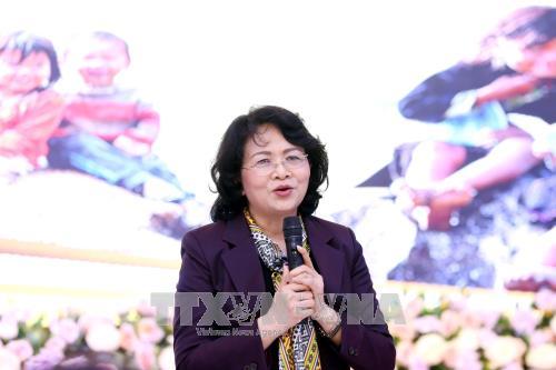 Vietnam exalta actividades de ayuda a los niños en difícil situación  - ảnh 1