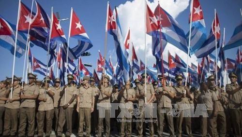 Conmemoran el 59 aniversario del triunfo de la Revolución de Cuba - ảnh 1