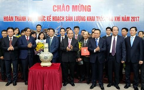 Designan a nuevo presidente de Grupo de Petróleo y Gas de Vietnam - ảnh 1