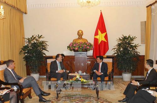 Vietnam y Reino Unido robustecen asociación estratégica - ảnh 1