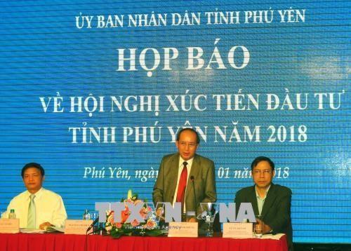 Phu Yen incentiva inversiones foráneas  - ảnh 1