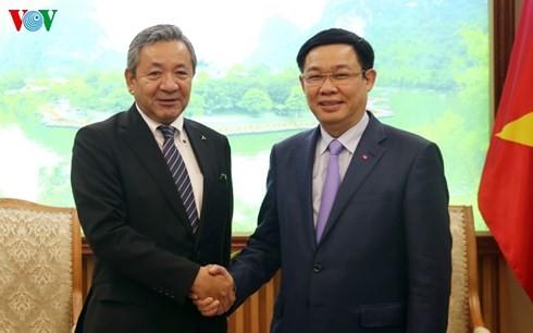 Gobierno de Vietnam saluda ampliación de operaciones de Mitsubishi  - ảnh 1