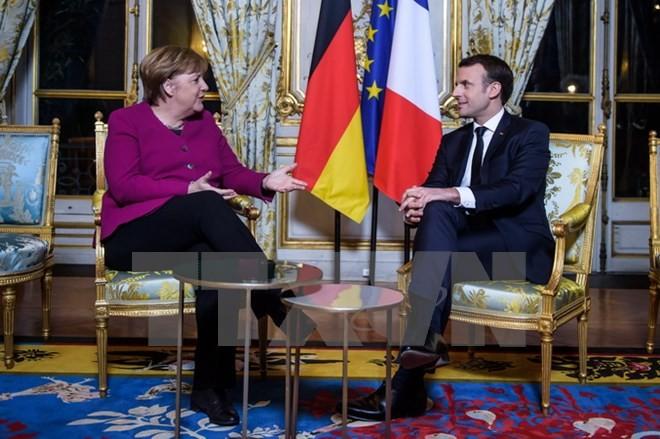 Francia y Alemania coinciden en relanzar la Unión Europea - ảnh 1