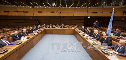 Arrancan en Viena las negociaciones de paz sobre Siria - ảnh 1