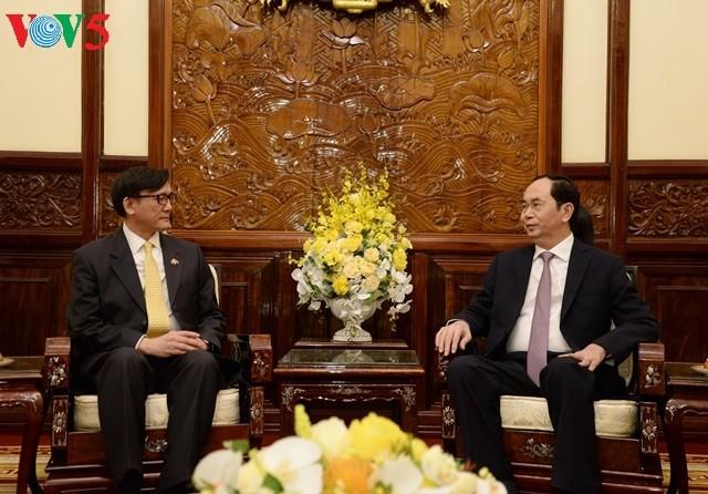 Embajador tailandés cumple su misión en Vietnam - ảnh 1