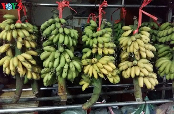 "Plátanos ""Ngu"", otra especialidad de Vu Dai - ảnh 1"