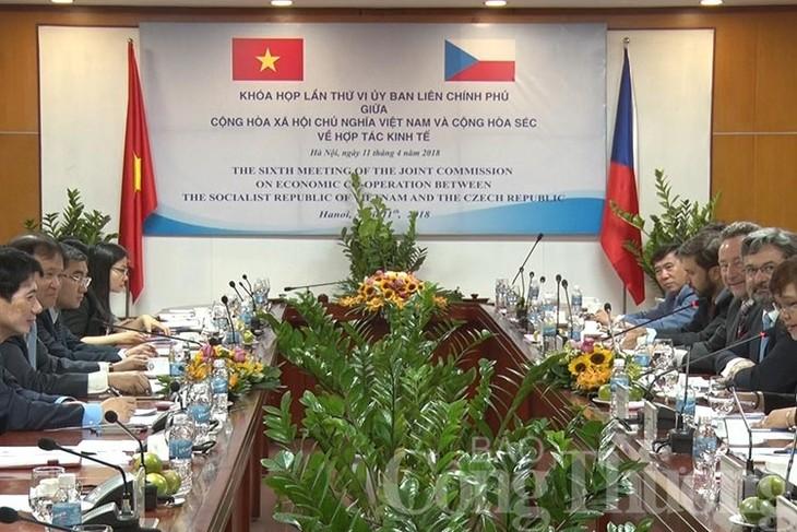 Vietnam y República Checa apuestan por reforzar la cooperación bilateral - ảnh 1