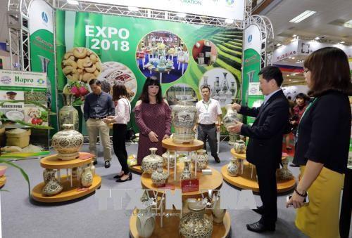 Inauguran la XXVIII edición Feria Comercial Internacional  - ảnh 1