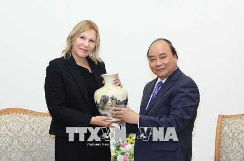 Gobierno vietnamita llama a más inversiones extranjeras - ảnh 1