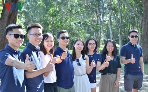 Inauguran Asociación de Estudiantes vietnamitas en Australia - ảnh 1