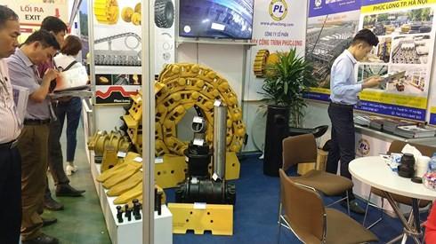 Inauguran exposición internacional de explotación minera en Vietnam - ảnh 1