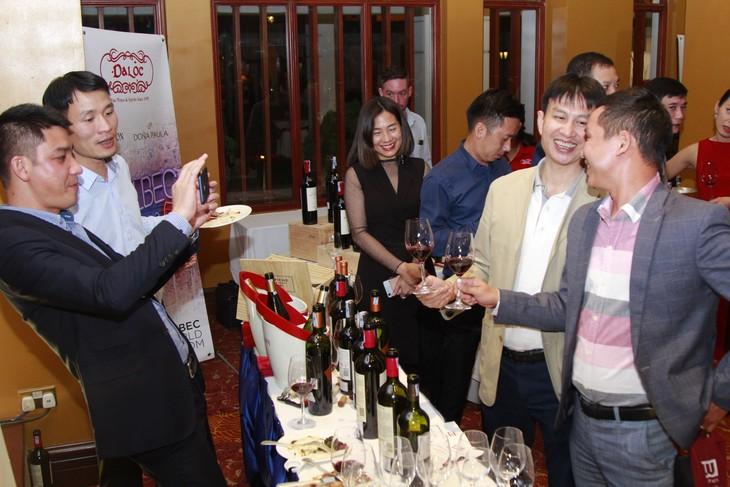 VIII Día Mundial de Malbec mantiene promover vino típico argentino en Vietnam - ảnh 3