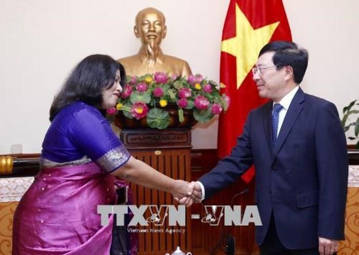Vietnam y Bangladesh intercambian experiencias por el desarrollo socioeconómico - ảnh 1