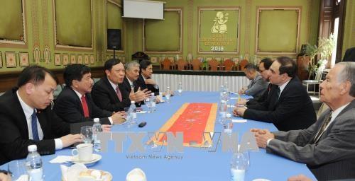 Vietnam y México comparten experiencias en información para el exterior - ảnh 1